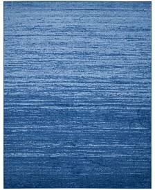 Safavieh Adirondack Light Blue and Dark Blue 11' x 15' Area Rug