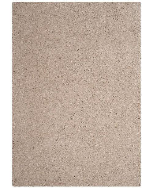 Safavieh Colorado Shag Beige 3' x 5' Area Rug