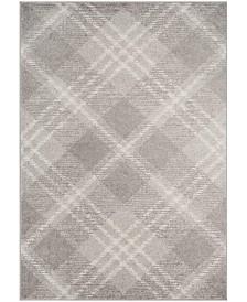 Safavieh Adirondack Light Gray and Ivory 6' x 9' Area Rug
