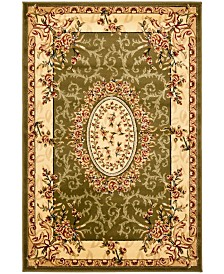 Safavieh Lyndhurst Sage and Ivory 6' x 9' Area Rug