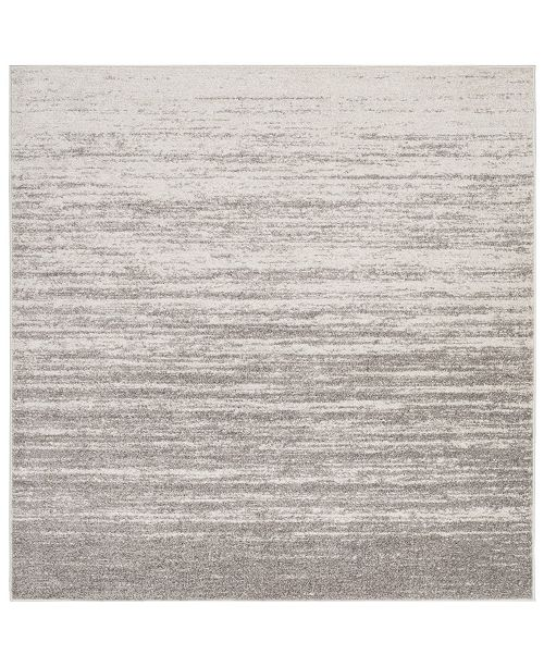 Safavieh Adirondack Light Gray and Gray 10' x 10' Square Area Rug