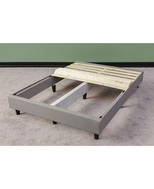 Diy Bathroom Shelf Ideas, Payton Heavy Duty Wooden Bed Slats Bunkie Board Full Reviews Home Macy S
