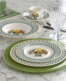 Villeroy & Boch Basket Garden Dinnerware Collection