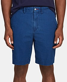Men's Big & Tall Classic Fit  Seersucker Shorts