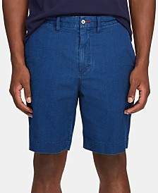 Polo Ralph Lauren Men's Big & Tall Classic Fit  Seersucker Shorts