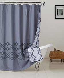 Kelsey 70x72 Shower Curtain