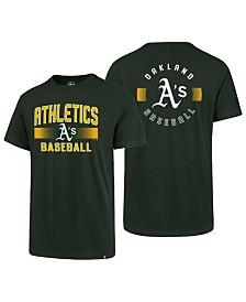 '47 Brand Men's Oakland Athletics Rival Slugger T-Shirt