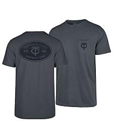 '47 Brand Men's Minnesota Twins Hudson Pocket T-Shirt