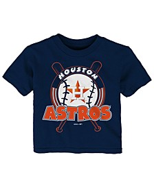 Houston Astros Fun Park T-Shirt, Toddler Boys (2T-4T)
