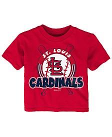 Outerstuff St. Louis Cardinals Fun Park T-Shirt, Toddler Boys (2T-4T)