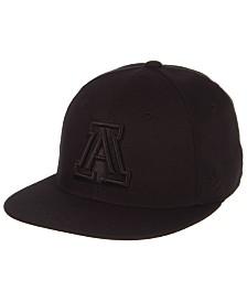 Zephyr Arizona Wildcats M15 Black on Black Fitted Cap
