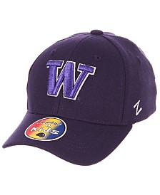 Zephyr Boys' Washington Huskies Flex Stretch Fitted Cap