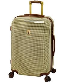 "Cambridge 24"" Expandable Hardside Spinner Suitcase"