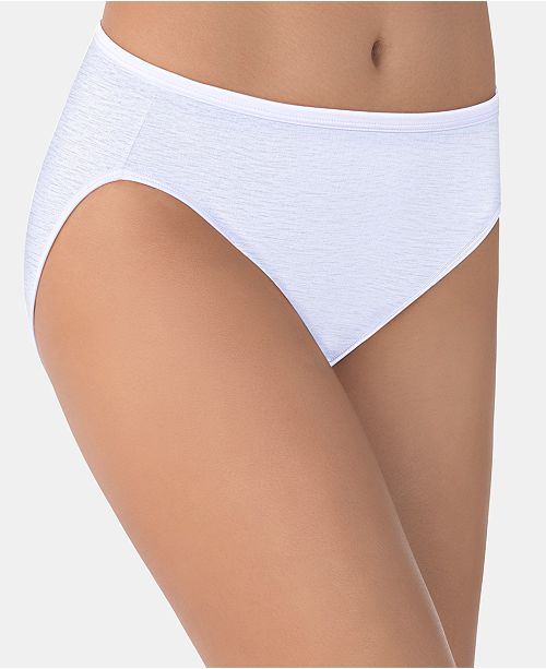 Vanity Fair Illumination® Hi-Cut Brief Underwear 13108, also available in extended sizes
