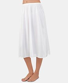 "Women's  ""Daywear Solutions"" A-Line Satin Glance Half Slip 11711"