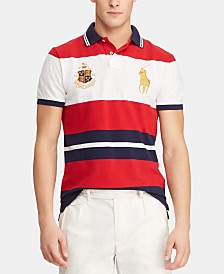 Polo Ralph Lauren Men's Big & Tall Classic Fit Mesh Polo