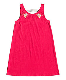 Roxy Girls Leaves Movement Tank Dress