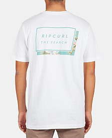 Rip Curl Men's Shadow Box Graphic T-Shirt