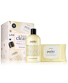 philosophy 2-Pc. Keep It Clean Set