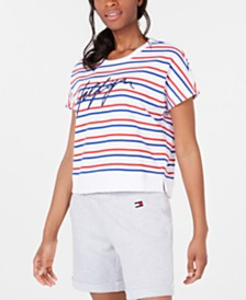 Tommy Hilfiger Sport Embroidered Sweatshirt