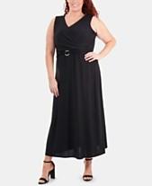 0ff6a6fc492 black dress plus size funeral - Shop for and Buy black dress plus ...