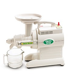 Tribest Greenstar Original Twin Gear Complete Masticating Juicer
