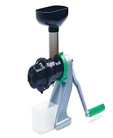 Tribest Z-Star Singgle Auger Manual Juicer, Z-710