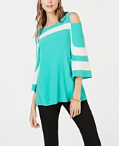 a97621667549d Cold Shoulder Tops  Shop Cold Shoulder Tops - Macy s