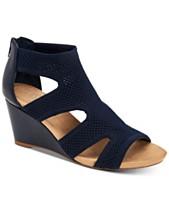 44d2ff39434 Alfani Women s Step  N Flex Pennii Dress Wedge Sandals