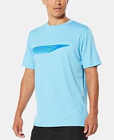 Speedo Men's Logo Graphic Swim T-Shirt