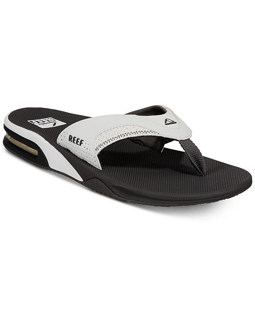 310c23d3e REEF Men s Fanning Flip-Flop Sandals   Reviews - All Men s Shoes ...