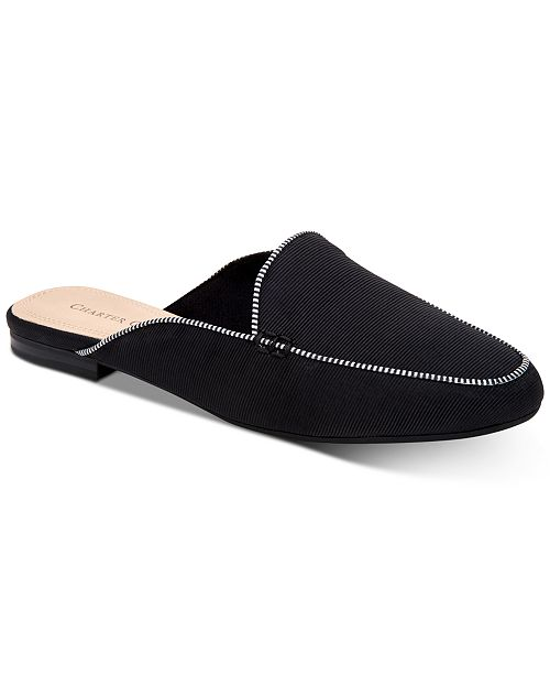 Charter Club Marshel Mules, Created for Macy's