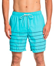 "Quiksilver Waterman Men's Sundowner 18"" Volley Short"