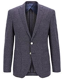 BOSS Men's Extra-Slim Fit Jacket