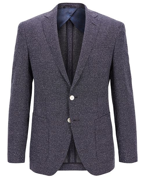 Hugo Boss BOSS Men's Extra-Slim Fit Jacket