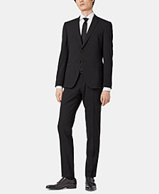 BOSS Men's Extra-Slim Fit Virgin Wool Suit
