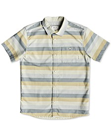 Little Boys Stripe Shirt