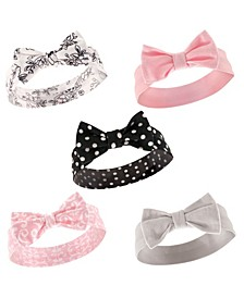 Headbands, 5-Pack, One Size