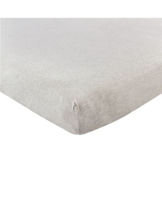 Hudson Baby Fitted Crib Sheet