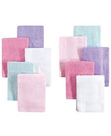 Luxuriously Soft Washcloths, 10-Pack