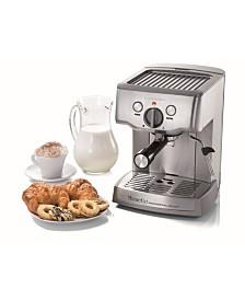 Espressione Cafe Minuetto Professional Die-Cast Espresso, Cappuccino Maker