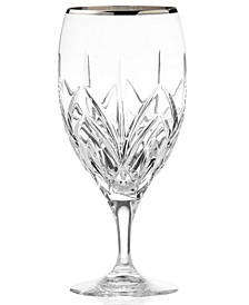 Iced Beverage Glass, Caprice Platinum