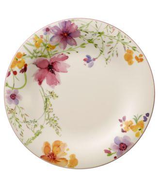 Dinnerware, Mariefleur Dinner Plate