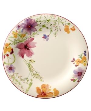 Villeroy  Boch Dinnerware Mariefleur Round Gourmet Plate