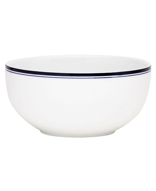 Dansk Dinnerware, Christianshavn Blue All Purpose Bowl