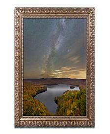 """Michael Blanchette Photography Harvest Sky Ornate Framed Art - 1"""" x 16"""" x 20"""""""