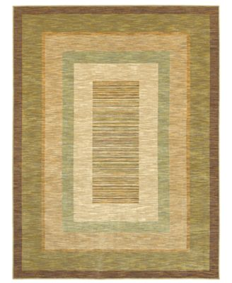 Shaw Living Rugs, American Abstracts Collection 21200 Monza Gold