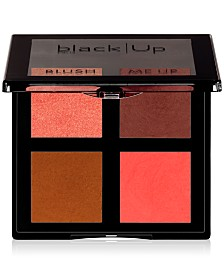 black Up Blush Me Up Palette