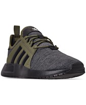 check out df34a 1cfb8 adidas Boys  X PLR Casual Sneakers from Finish Line