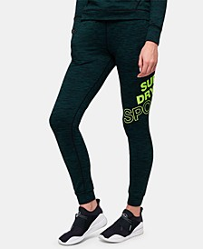 Graphic Logo Jogger Pants